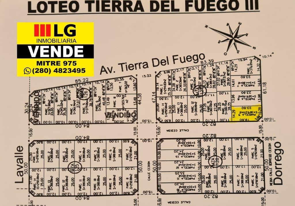 DORREGO Y CATAMARCA – PTO. MADRYN
